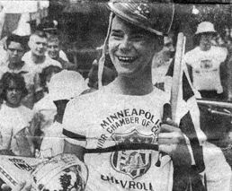 Winning the Minneapolis Soap Box Derby